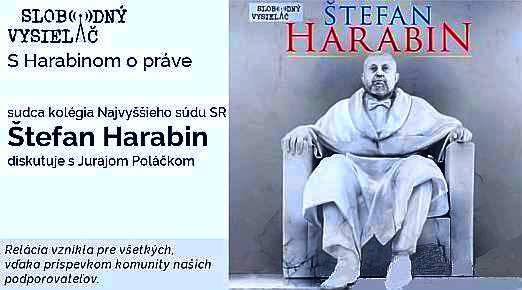 HARABIN O PRÁVE