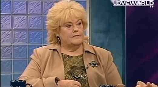 Zjavenie pekla Mary K. Baxter