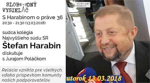 36 Harabin opráve