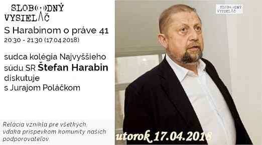 41 Harabin opráve