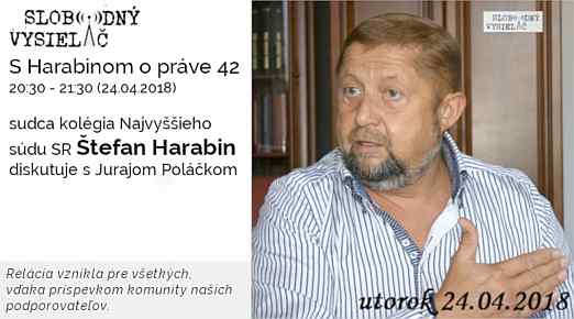 42 Harabin opráve