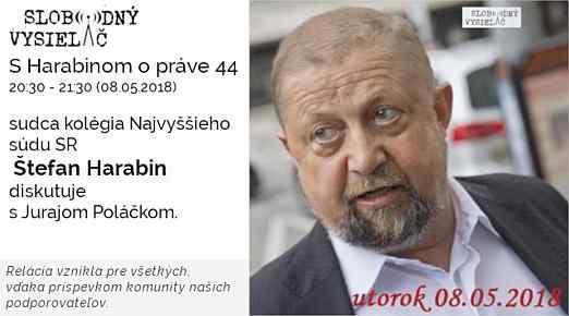44 Harabin opráve