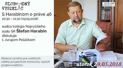 46 Harabin opráve