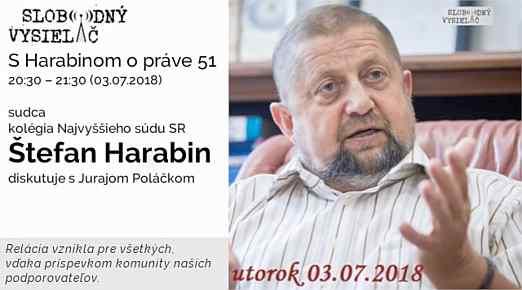 51 Harabin opráve